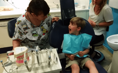 Dentista infantil en Madrid