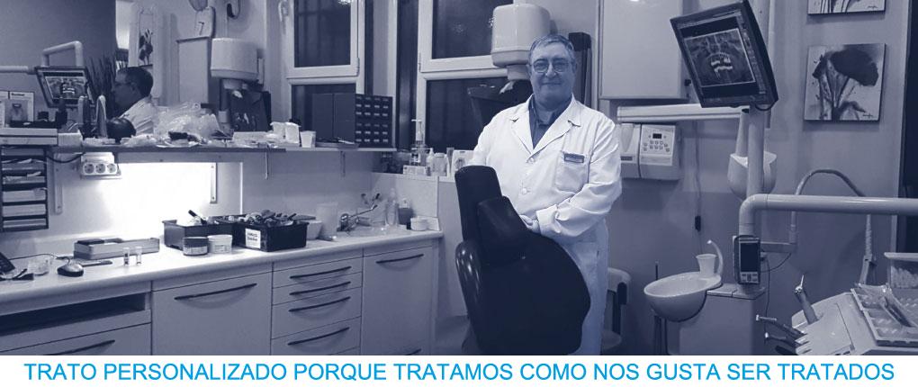Dentista en Madrid Javier Denche